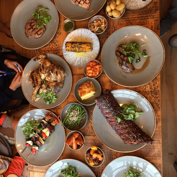 Pub Food at Coach House Inn Winterbourne Abbas Dorset